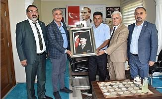 Tarsus Belediyesi ile Yeşilgölcük Belediyesi Arasında Yardımlaşması Güçlenecek.