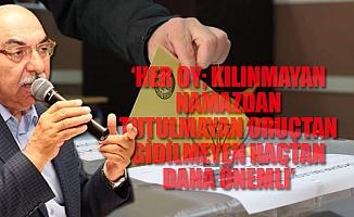 Tayyip Erdoğan'ı Peygambere Benzeten AKP'li Vekilden Skandal Sözler