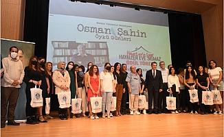 Yenişehir Belediyesi Usta, Yazarı Genç Yazarlarla Buluşturdu