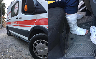 2 Sağlık Görevlisi, Engelli Asansörünün Düşmesi Sonucu Yaralandı.