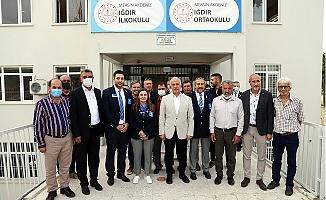 Akdeniz Belediyesi ile Mersin Rotary Kulübü İşbirliği Yaptı