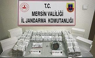 """""""Jandarmanın Zehirle Mücadelesi Sürüyor"""""""