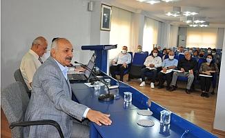 Mersin ESOB Genel Sekreterler Eğitim Semineri Yapıldı