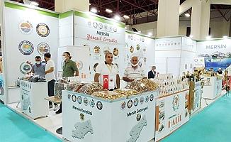 Mersin'in Yöresel Ürünleri  YÖREX Fuar'ında Tanıtıldı.