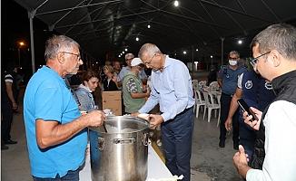 Mezitli'de Kompost Seferberliği