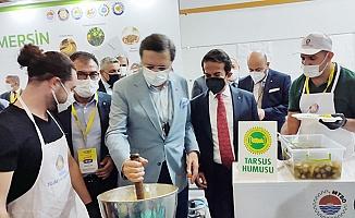 Tarsus Humusu ile Yöresel Ürünler Fuarı'nda YÖREX Yerini Aldı.