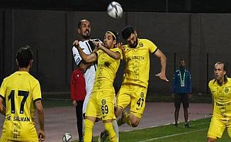 Tarsus İdman Yurdu, Nazilli Belediyespor 1-1