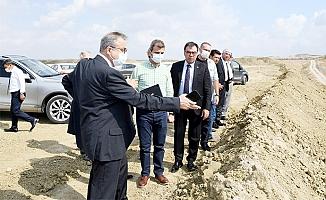 Tarsus OSB Vali Su Başkanlığında Toplandı.