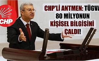 """""""TÜGVA, 80 Milyonun Kişisel Bilgilerini Çaldı"""""""