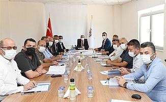 Vali Su Silifke OSB Toplantısına Katıldı