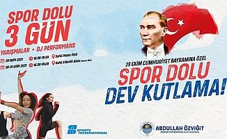 Yenişehir Belediyesi Cumhuriyet Bayramı'na Özel Etkinliklerle Kutlayacak.