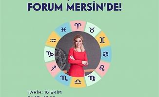 Zeynep Turan Forum Mersin'de!