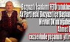 AK Parti Bozyazı İlçe Başkanın Kardeşi Fetö Tutuklusu Cezaevinde Öldü