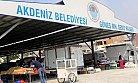 Akdeniz'de Kapalı Semt Pazarı Açıldı