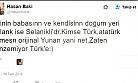 AKP Anamur Gençlik Kolları Başkanı'ndan Atatürk'e Hakaret