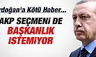 AKP Seçmeni de Başkanlığı İstemiyor (ANKET)