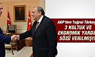 AKP'den Tuğrul Türkeş'e 3 KOLTUK SÖZÜ