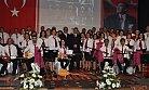 Anamur Belediyesi Türk Halk Müziği Korosu Konser Verdi.