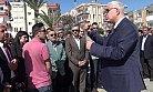 Anamur'da 23 Nisan'ı Erteleme Protestosu