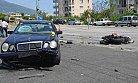 Anamur'da Otomomibil ile Motosiklet Çarpıştı: 1 Yaralı