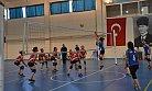 Anamur'daki Voleybol Turnuvası Sona Erdi