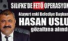 Atayurt Eski Belediye Başkanına Fetö Gözaltısı