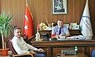 Baro Başkanı Er, Milli Eğitim Müdürü Koca İle Bir Araya Geldi