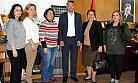 Başkan Turgut, Kadın Meclisi Yönetimini Ağırladı