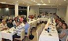 Başkan Turgut'tan Personeline Kaynaşma Yemeği