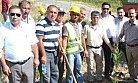 Bozyazı'da 15 Temmuz Şehitleri Anısına Hatıra Ormanı Oluşturuldu