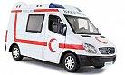 Büyükşehir Belediyesi'nden Ambulans Alımı