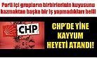 CHP Tarsus'da Neler Oluyor ?