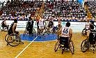 Engelliler Basketbol Karşılaşmasında Dostluk Kazandı