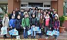 Erasmus Öğretmen ve Öğrencileri Silifke'yi Gezdi