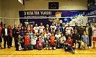 Erdemli Belediyesi Şehitler Anısına Voleybol Turnuvası Düzenledi
