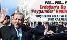 Erdoğan'a Hoş Geldin Allahın Elçisi Tezahüratı