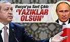 Erdoğan'dan Rusya'ya: Çok Ayıp Yazıklar Olsun