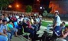 Eş Başkanlar Mutlu ve Türk, Çay Mahallesi Sakinleriyle Buluştu