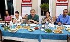 Eş Başkanlar Mutlu Ve Türk, Muhtarlarla İftar Sofrasında Buluştu