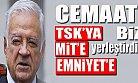 """Eski AK Partili Vekil; """"Fethullahçıları Emniyete ve Mit'e Biz Yerleştirdik"""""""