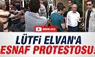 Mersin'de Eski Bakan Elvan'a Protesto'ya Gözaltı