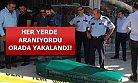 Eski Eşi ile Birlikte 2 Kişiyi Öldüren Emekli Polis Mersin'de Yakalandı