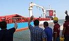 Gazze Yardım Gemisi Mersin'den Uğurlandı
