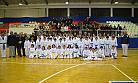 Genç Tekvandoculara Kuşak Töreni Yapıldı