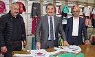 Hamit Tuna: Türkiye'nin Eşofmanının Yüzde 90'ı Mersin'de Üretiliyor