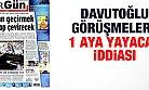Hükümet Kurma Çalışmalarında AKP'nin Planı