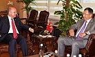 Kazakistan'ın Ankara Büyükelçisi Tüymebayev, Mersin'de