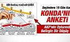 KONDA'nın Sır Gibi Saklana SON ANKETİNDE AKP'YE ŞOK