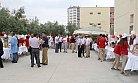 Liseli Gençler, Tübitak Bilim Şenliği Fuarı'nda Projelerini Sergiledi