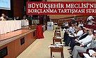 Mersin Büyükşehir Belediyesi Hizmet İçin Borçlanmaya Gidiyor